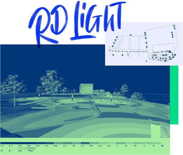 rd light le spécialiste de l'éclairage de bâtiment Le Mouret Fribourg